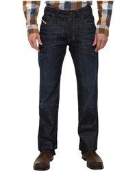 Diesel Blue Larkee Trousers - Lyst