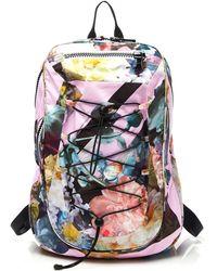 Preen Nylon Leonard Backpack in Painted Flower - Lyst