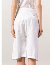 Dosa - Tie Waist Shorts - Lyst