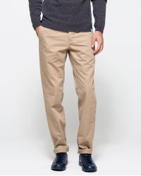 Norse Projects | Aros Heavy Chino In Khaki | Lyst