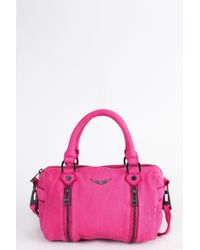 Zadig & Voltaire Bag Xs Sunny City - Lyst