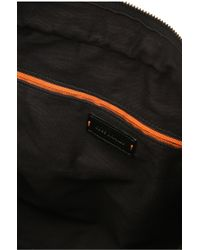 BOSS Orange - Work Bag With Canvas And Leather: 'hawaii_s Doc' - Lyst