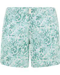 Vilebrequin - Merise Seaweed Shorts - Lyst