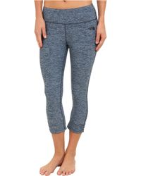 The North Face Motivation Crop Legging - Lyst