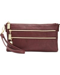 Style & Co. - Style&co. Mini Convertible Wristlet Crossbody - Lyst