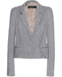 Haider Ackermann Tailored Wool Blazer - Lyst