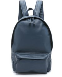 One By - Daypack Backpack - Indigo - Lyst