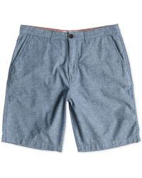 Quiksilver Everyday Neptune Shorts - Lyst