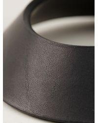Rick Owens - Cone Bracelet - Lyst
