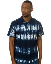 Obey The Ludlow Ss Buttondown Shirt - Lyst