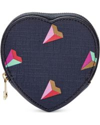 Fossil | Valentines Day Hearts Coin Purse | Lyst