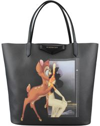 Givenchy Antigona Shopper Tote Medium Bag - Lyst