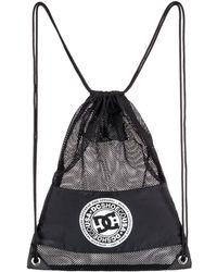 Hype Crest Drawstring Bag  in Black for Men - Lyst f8fd8ef56bd3b