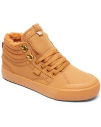 new styles 47d89 6ea25 DC Shoes - Winterized High-top Shoes - Lyst