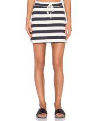 Nation Ltd - Kristi Mini Skirt - Lyst