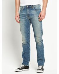 Levi's Mens 511 Slim Fit Jeans - Lyst