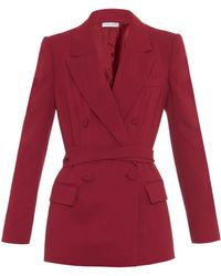 Barbara Casasola | Double-Breasted Blazer | Lyst