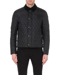Burberry Rollston Quilted Jacket - For Men - Lyst