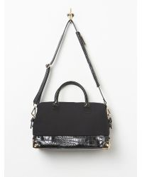 Free People Cindy Satchel - Lyst