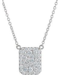 Finn - Looking Glass Pendant Necklace - Lyst
