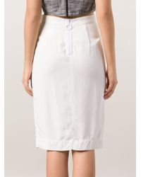 Sam & Lavi - Pencil Skirt - Lyst