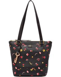Fossil | Gifting Printed Small Shopper | Lyst