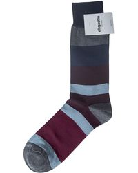 Etiquette London Stripe Socks multicolor - Lyst