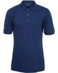 Alexander McQueen Holster Polo Shirt - Lyst