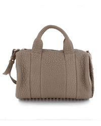 Alexander Wang Rocco in Latte Pebble Lamb  - Lyst