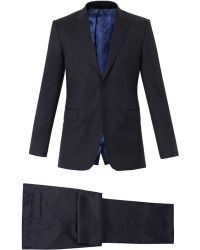 Paul Smith Byard Single Breasted Woolblend Suit - Lyst