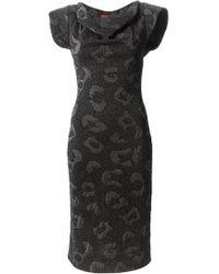 Vivienne Westwood Red Label Animal Print Terrace Dress - Lyst