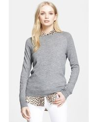 Equipment 'Sloane' Crewneck Sweater - Lyst