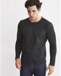Only & Sons | Mens Knitted Pullover Jumper Black | Lyst