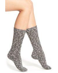 Pink Pony Marled Boot Socks