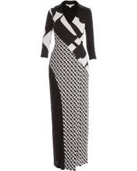 Diane Von Furstenberg Diana Dress - Lyst