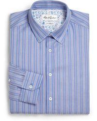 Robert Graham Sacco X Tailored-Fit Dress Shirt - Lyst