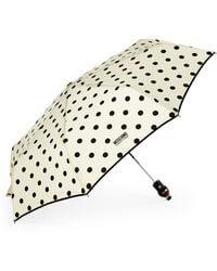 Boutique Moschino - Iconic Dots Mini Umbrella - Lyst