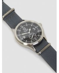 Techné - Merlin 245 Stainless-Steel Watch  - Lyst