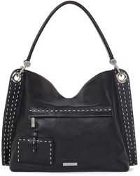 BCBGMAXAZRIA Signature Hobo Bag - Lyst