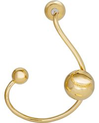 Tibi | Paige Novick For Yellow Gold Neutron Ear Cuff | Lyst