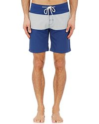 Trunks Surf & Swim - Men's Colorblocked Swim - Lyst