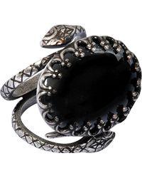 Ela Stone - Snake Ring - Lyst