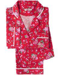 Cath Kidston - Bramley Sprig Pyjama Set - Lyst