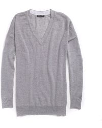 Tommy Hilfiger Summer Weight Wool Sweater - Lyst