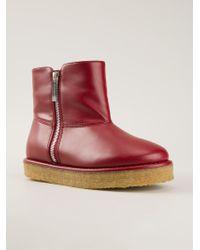 Stella McCartney 'Brompton' Boots - Lyst