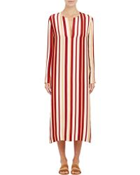 The Row - Women's Striped Bruna Kaftan Dress - Lyst