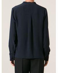 Stella McCartney Long Sleeve Shirt - Lyst