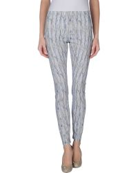 Theyskens' Theory Casual Trouser - Lyst