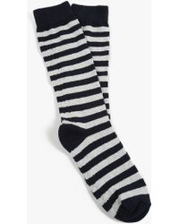American Trench - Rugby Stripe Sock - Lyst