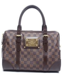 Louis Vuitton Preowned Damier Ebene Berkeley Bag - Lyst